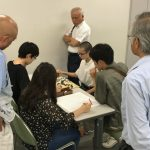 第38回みやにち県少年少女囲碁大会中学生の部決勝戦