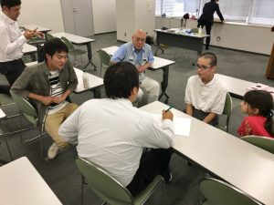 第38回みやにち県少年少女囲碁大会中学生のインタビュー