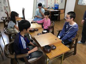 囲碁交流戦in都城
