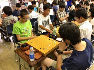 少年少女囲碁大会2017