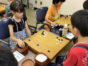 少年少女囲碁大会2017-2