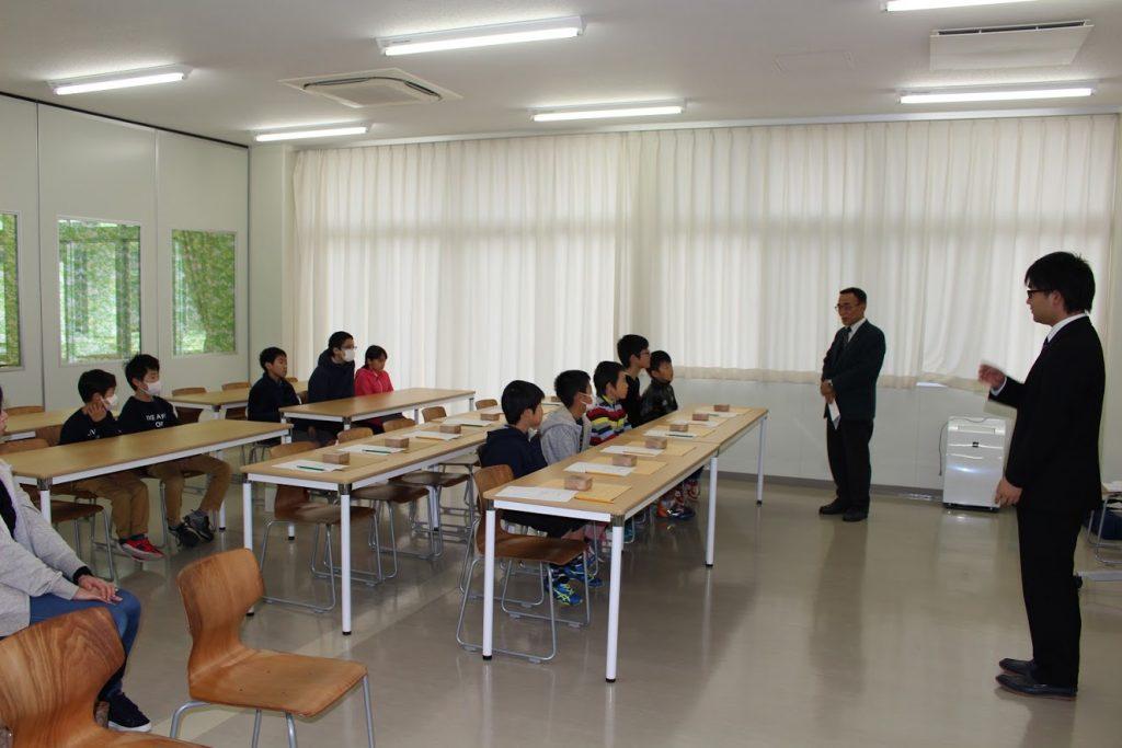 日南学園の囲碁・将棋教室2