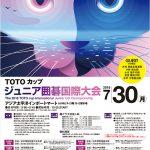 2018 TOTOカップジュニア囲碁国際大会