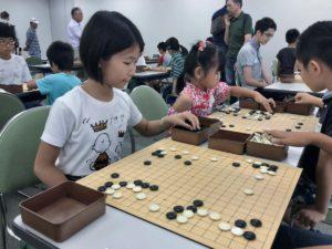 第40回みやにち県少年少女囲碁大会級位者の部